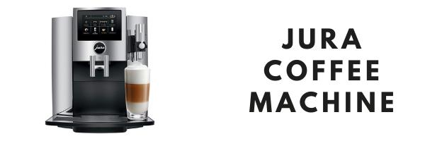 Jura Coffee Machine Header