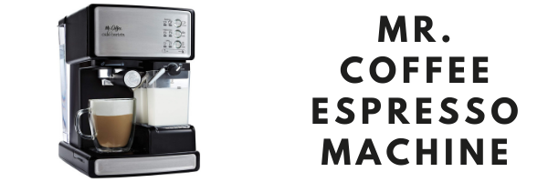 Mr Coffee Espresso Machine Review