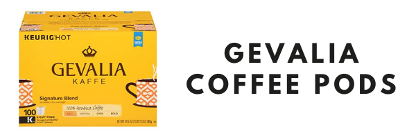 Gevalia Coffee Pods